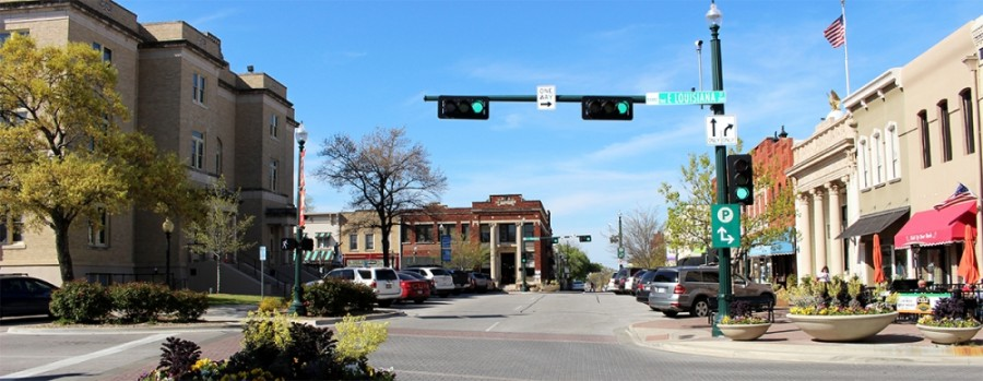McKinney City Council is allowing for more shared parking under requirements in downtown McKinney and east of Hwy. 5. (Community Impact Newspaper file photo)