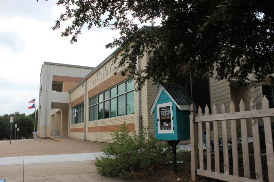 Central Elementary School has one of the higher shares of students in Lewisville ISD who qualify as economically disadvantaged. (Daniel Houston/Community Impact Newspaper)