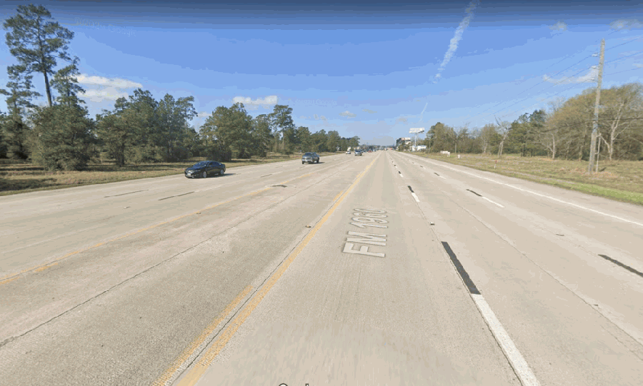 The Texas Department of Transportation has outlined multiple projects for FM 1960 between I-45 in Spring and Hwy. 59 in Humble that could improve mobility and reduce crashes along the corridor. (Courtesy Google Earth)