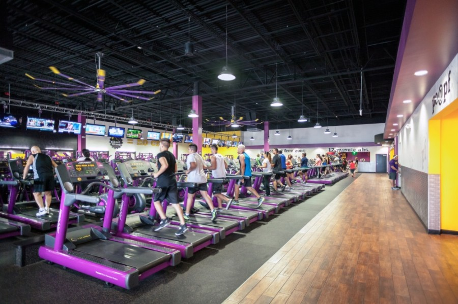 The gym will offer cardio and strength training equipment and free fitness training. (Courtesy Planet Fitness)