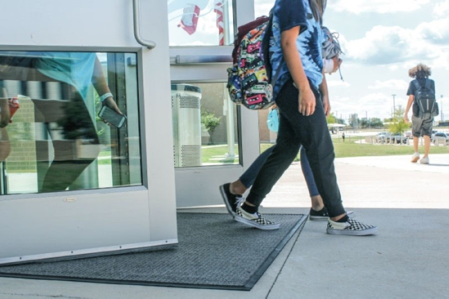 Frisco ISD students who opted into in-person learning return to schools Sept. 3  (Community Impact staff)