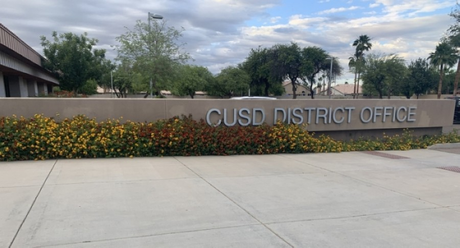 The Chandler USD governing board met Sept. 2 to take action on students and staff returning to in-person school for instruction. (Alexa D'Angelo/Community Impact Newspaper)