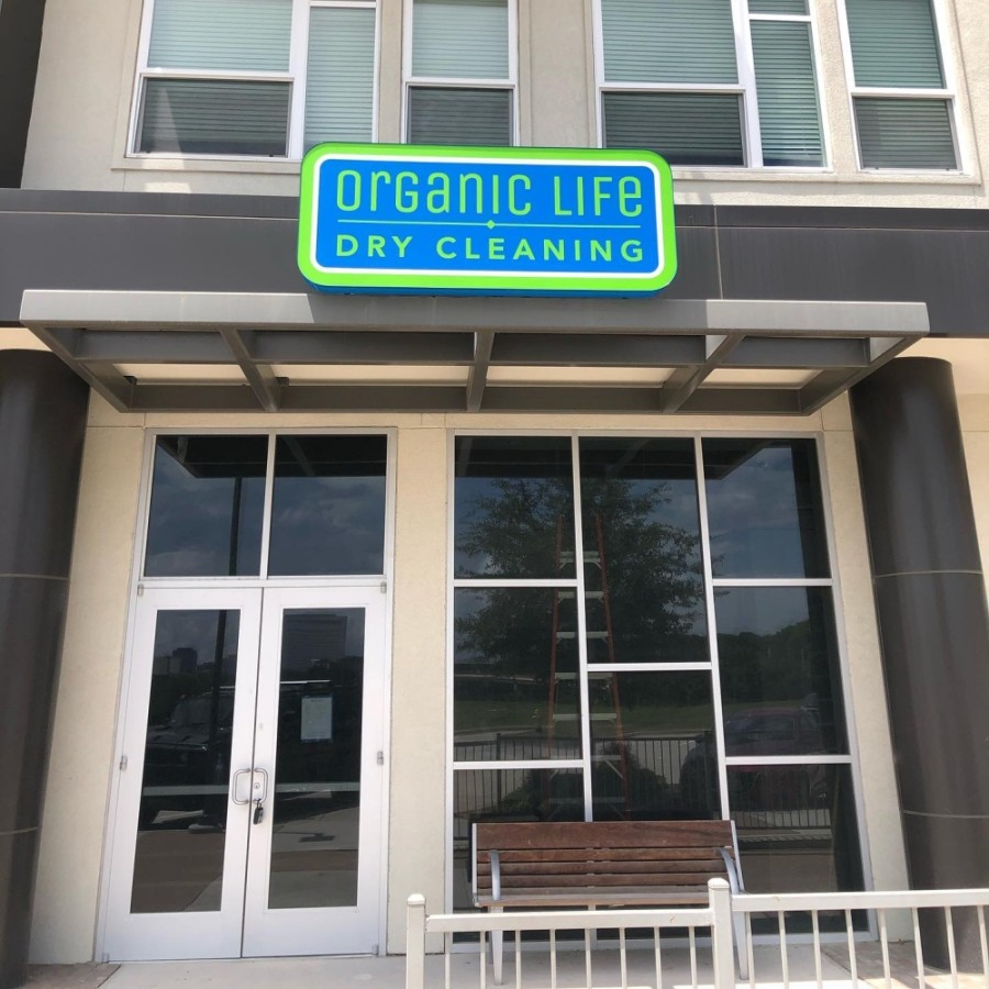 Organic Life Dry Cleaning will open near CityLine in September. (Courtesy Organic Life Dry Cleaning)