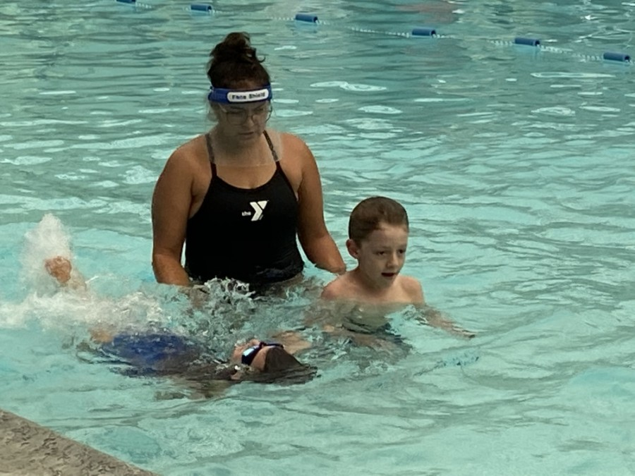 The Woodlands Family YMCA at Shadowbend opened Sept. 1. The facility offers swimming and other exercise and community amenities. (Courtesey YMCA of Greater Houston)