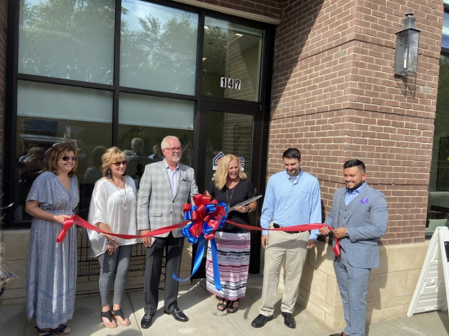 Lenders Title Co. held a grand opening celebration Sept. 1. (Lacy Klasel/Community Impact Newspaper)