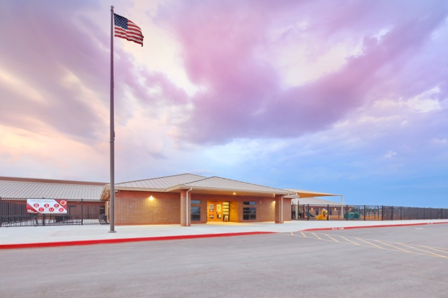 Robert J.C. Rice Elementary (Courtesy McCarthy Building Cos.)