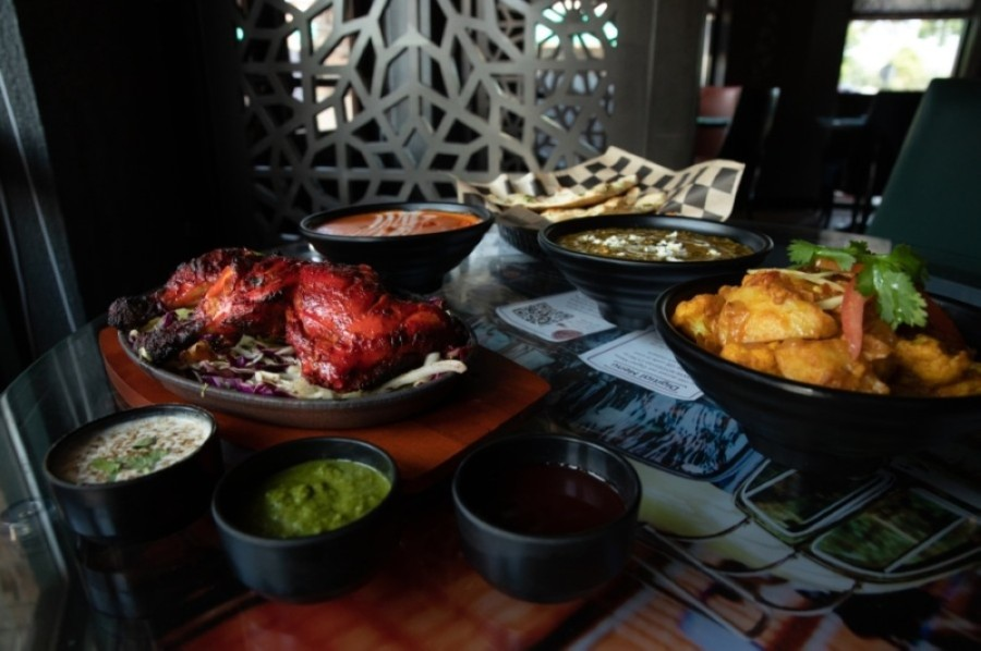 The full menu at Delhi 6 will feature new, rich curry options, as well as lighter fare for health-conscious guests. (Liesbeth Powers/Community Impact Newspaper)