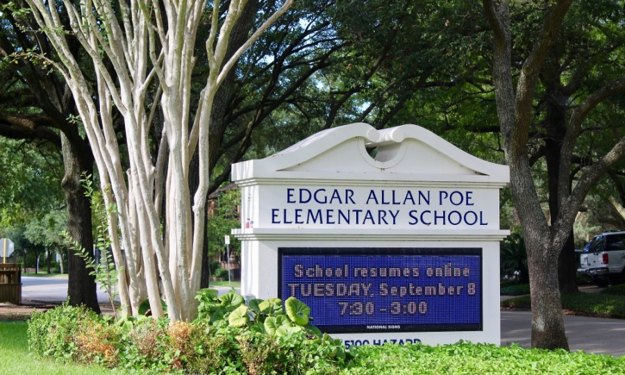 Houston ISD Poe Elementary