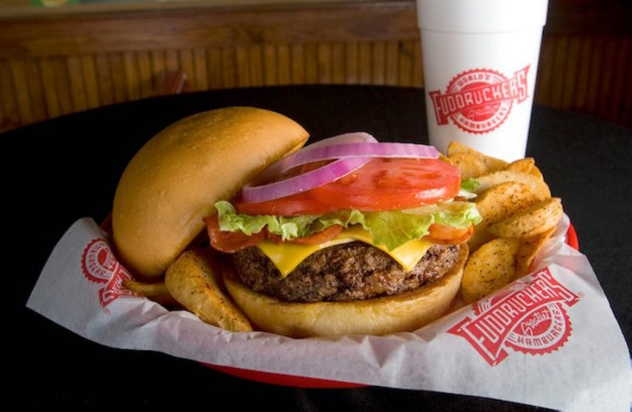 Luby's Inc. acquired hamburger eatery Fuddruckers in 2010. (Courtesy Fuddruckers)