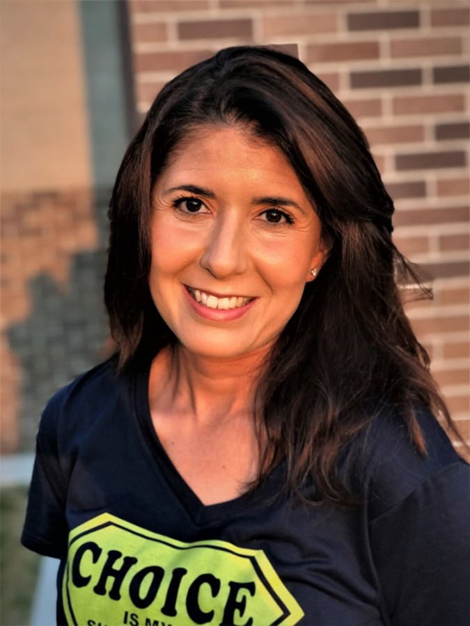 Elsa Fernandez Weick came to Leander ISD last year and helped open Larkspur Elementary School. (Courtesy Leander ISD)