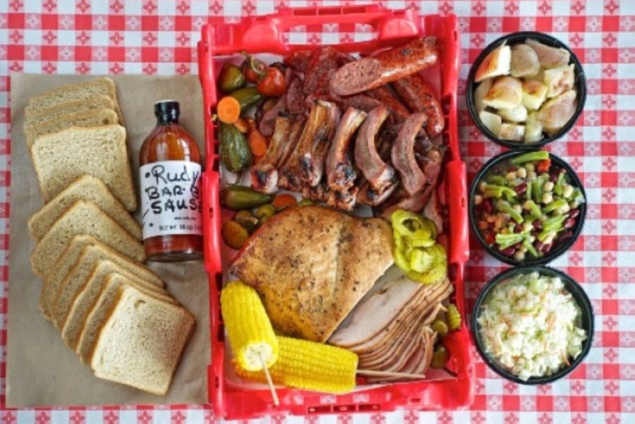 The new eatery will open Sept. 11 near Lake Conroe. (Courtesy Rudy's Country Store and Bar-B-Que)
