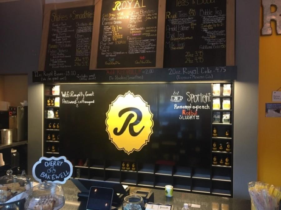 Royal Coffee Bar & Roasting Co. opened a SanTan Village location Aug. 1. (Tom Blodgett/Community Impact Newspaper)