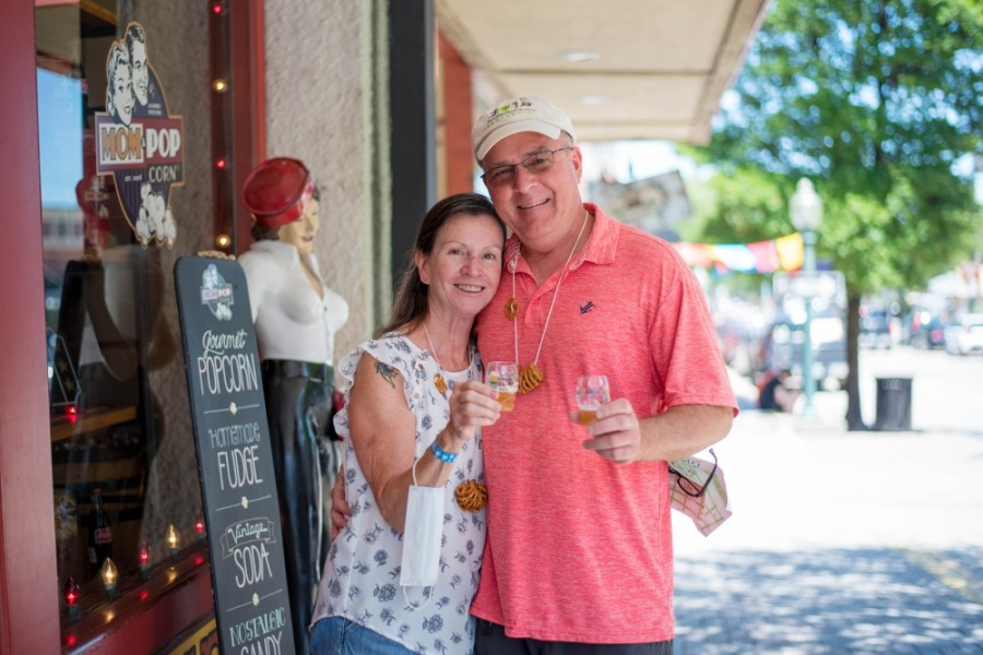 McKinney's Oktober Bier Walk will take place downtown. (Courtesy Jettpack Creative)