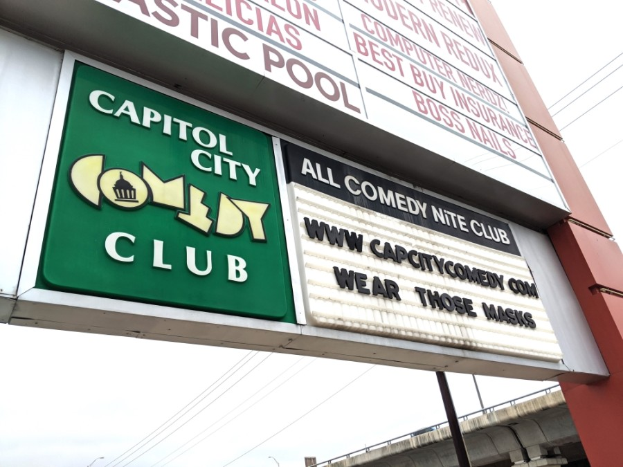 Capitol City Comedy Club in North Austin