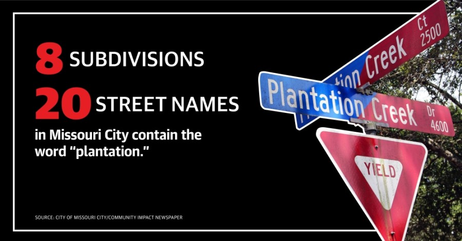 In July and August, Missouri City City Council unanimously approved changes to two sections of city code related to the street-naming and renaming process. (Claire Shoop/Community Impact Newspaper)