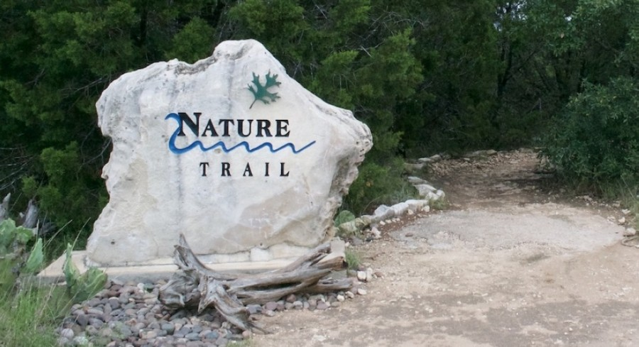 The River Place Nature Trail. (Community Impact Newspaper Staff)
