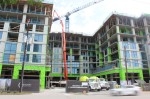 Multifamily housing construction brought almost 22,000 units to market in the past 12 months, six months of which were amid the coronavirus outbreak. (Matt Dulin/Community Impact Newspaper)