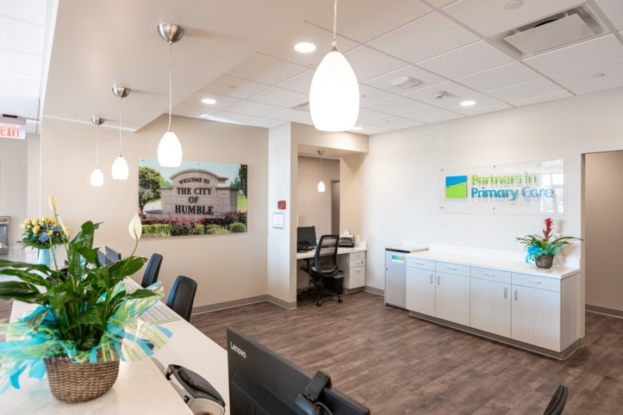 Partners in Primary Care opened in Humble in late August. (Courtesy Partners in Primary Care)
