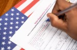 The League of Women Voters will host a drive-thru voter registration event in Georgetown on Sept. 19. (Courtesy Adobe Stock)