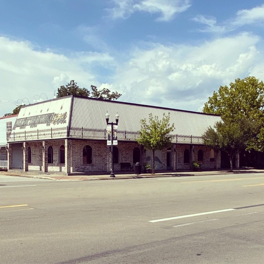The boutique is located at 120 W. Main St., Tomball. (Courtesy OZ Bridal)