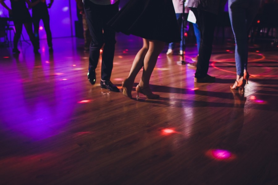 The dance party will run from 8-11:45 p.m. at Children's Books on Wheels. (Courtesy Adobe Stock)