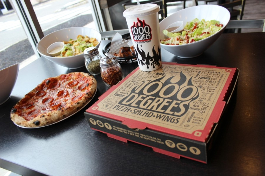 Jim Cossette plans to open a 1000 Degrees Pizza, Salad, Wings location in mid-November in the Katy area. (Courtesy 1000 Degrees Pizza Salad Wings)