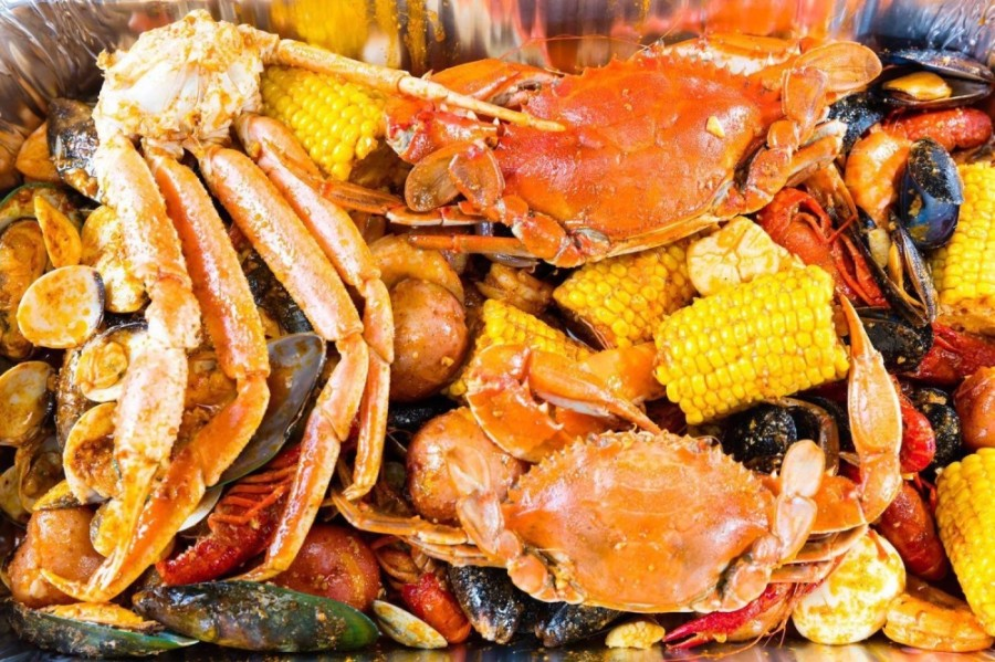 Hot Crab is now serving seafood dishes in Richardson. (Courtesy Hot Crab)