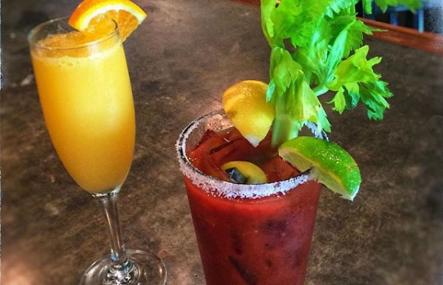 Longtime neighborhood restaurant The Raven Grill is resuming Sunday brunch service for the first time in several months. (Courtesy The Raven Grill)