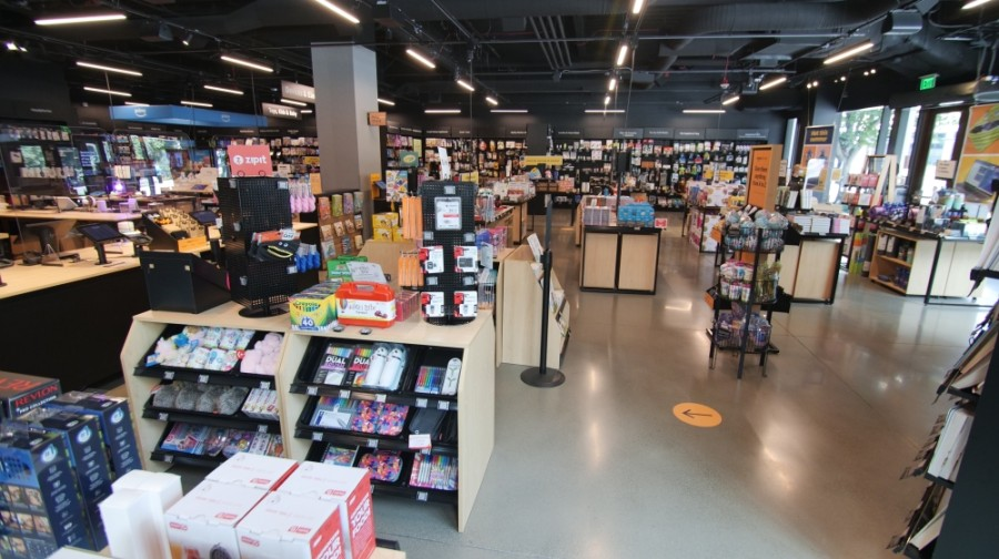 Amazon 4-star's in-store offerings include books, games, electronics and home products. (Courtesy Amazon)