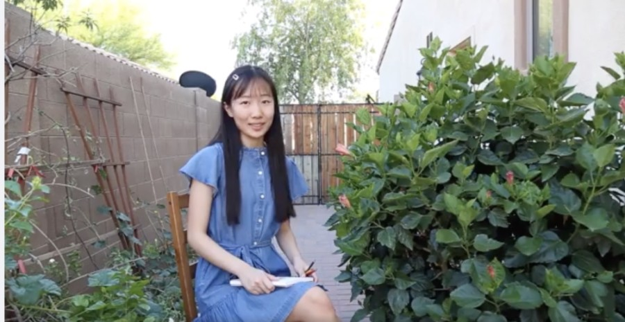 Abbie Jin knew she wanted to create her video for the Breakthrough Junior Challenge global science competition about something relevant. She just so happened to be making it as the coronavirus gripped the nation in the spring.