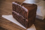 Chocolate Rum Cake is among the cakes, cupcakes and cookies that Rum Cakes Factory sells. (Courtesy Rum Cakes Factory)