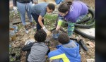 The Kemah-based nonprofit has provided urban farm experiences to local youth since 2013. (Courtesy Gardenkids of Kemah)