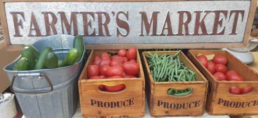 Located at 13850 Cutten Road, Houston, the Champions Farmers Market will take place the second and fourth Saturdays of each month from 9 a.m.-1 p.m. and showcase a variety of vendors, including local farmers and artisans. (Courtesy Gypsy Caravan Events)