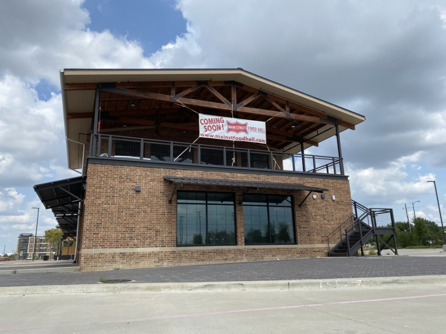 Main Street Food Hall is expected to open in Frisco in 2021. (Courtesy Bryan Brickman)