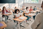 San Marcos CISD campuses will receive 4,000 classroom dividers this week. (Courtesy Adobe Stock)
