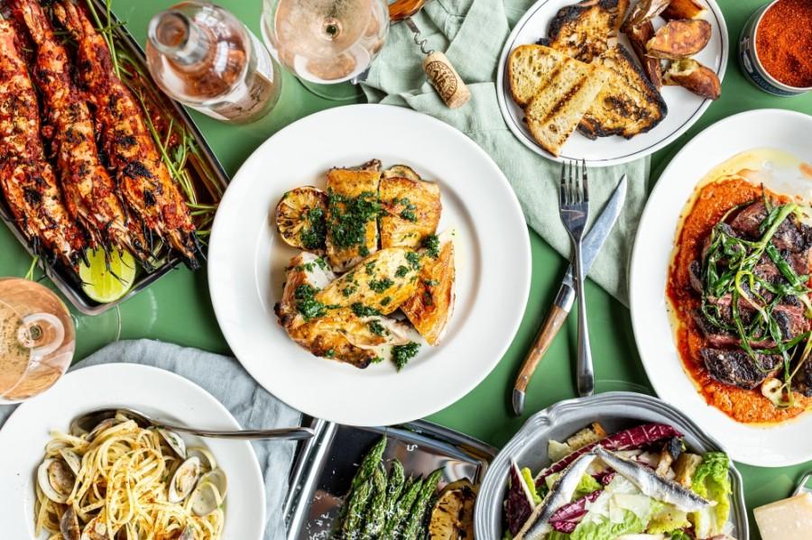 Ostia will serve Italian- and Mediterranean-inspired cuisine in the Montrose area. (Courtesy Jenn Duncan/Ostia)