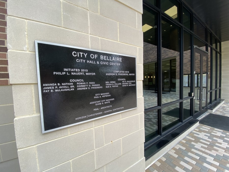 City of Bellaire budget