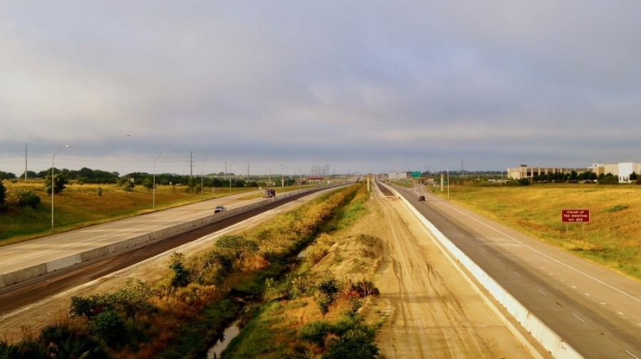 Roadway impact fees are a means of funding public infrastructure improvements, such as roadways, that are needed as a result of new or expanded development. (Kelsey Thompson/Community Impact Newspaper)