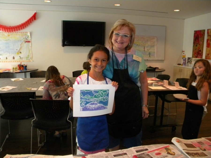 Geared for students ages 8-12, Art Studio 101 will focus on fundamental drawing skills in which students will learn techniques including shading, proportion, texture and value while working with grey scales and creating projects experimenting with different mediums, including pencil, colored pencil, pastels and watercolors. (Courtesy Pearl Fincher Museum of Fine Arts)