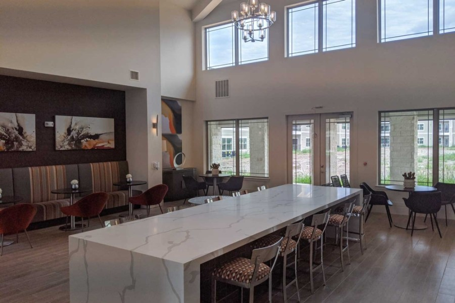 Smart Living at Cypress Creek opened in August. (Courtesy Smart Living at Cypress Creek)