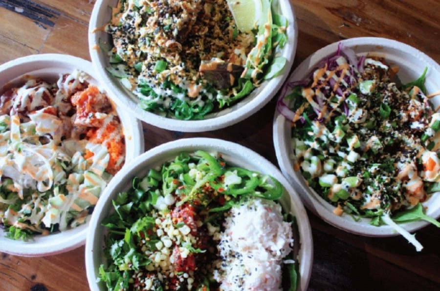 Poke House is set to open its third location in West Lake Hills. (Amy Denney/Community Impact Newspaper)