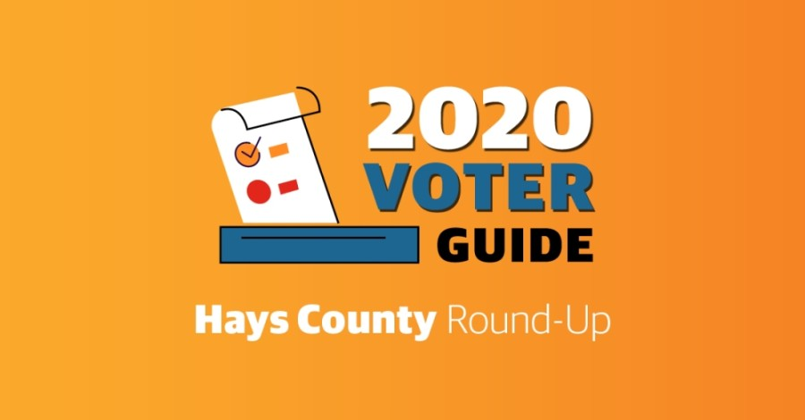 Learn where to vote, who is on the ballot and how to vote in Hays County. (Community Impact staff)