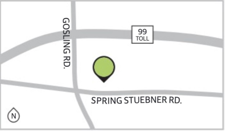 Located near the intersection of Spring Stuebner and Gosling roads just south of the Grand Parkway, Spring Stuebner Estates comprises 84 single-family homes and is zoned to Klein ISD.