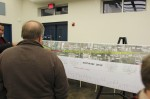 The preliminary designs for Phase 1 of the project, the Northpark Drive overpass project, were released at a public meeting in February. (Kelly Schafler/Community Impact Newspaper)