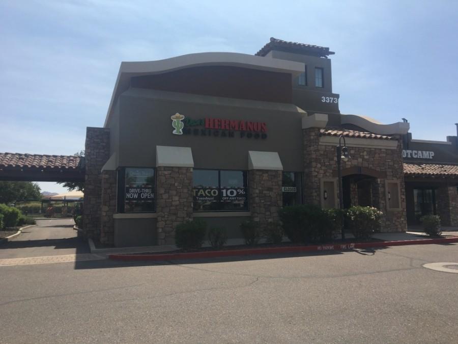 Dean's Hermanos Mexican Food