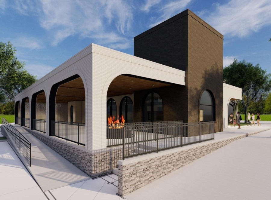 Gloria's Latin Cuisine expects to open a McKinney location in the fall. (Rendering courtesy Gloria's Latin Cuisine)