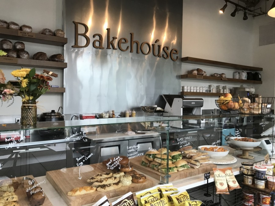 Franklin Bakehouse is now open in downtown Franklin. (Wendy Sturges/Community Impact Newspaper)