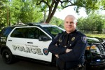 Chief Tom Wibert served as the New Braunfels police chief for 10 years. (Courtesy New Braunfels Police Department)