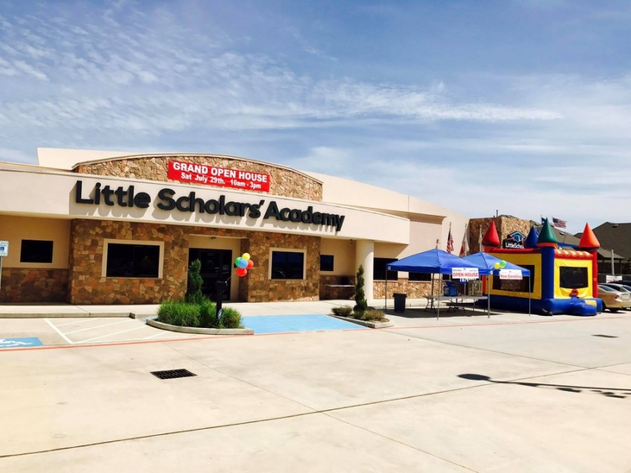 Little Scholars' Academy first opened on Spring Cypress Road in September 2015. (Courtesy Little Scholars' Academy)