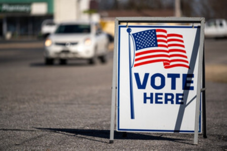 Williamson County will host 57 polling locations on Election Day, Nov. 3. (Courtesy Adobe Stock)